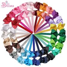 the ribbon boutique wholesale xima 4 grosgrain ribbon boutique hair bows with headbands