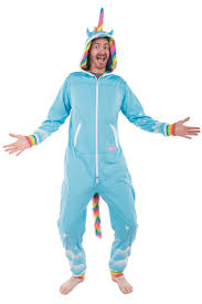 men u0027s unicorn jumpsuit unicorns and halloween costumes