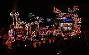 American Flag Christmas Lights All About Disney U0027s Main Street Electrical Parade Which Is About