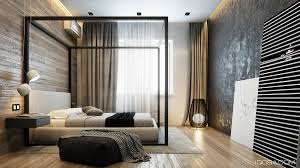 Accent Walls In Bedroom by Design A Chic Modern Space Around A Brick Accent Wall