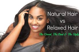best hairstyles for relaxed hair how to style relaxed hair natural hair vs relaxed hair the good the bad u0026 the ugly