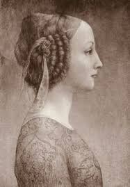 brittany tankard hairline a young lady of fashion early 1460s attributed to paolo uccello