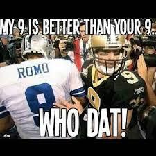 Cowboys Saints Meme - 256 best dallas cowboys images on pinterest football equipment