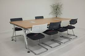 Herman Miller Meeting Table Office Resale Herman Miller Abak 8 10 Seater Meeting Table