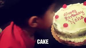 happy birthday mummy cake youtube