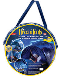 Privacy Pop Bed Tent Dreamtents Fun Pop Up Tent Space Adventure Toys