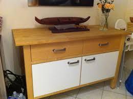 ikea meubles cuisines meuble cuisine bois ikea urbantrott com
