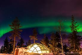 best place to watch the northern lights in canada the arctic dream sleeping under the stars in finland