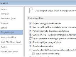 cara membuat garis pada daftar isi makalah contoh daftar isi download file cara membuat daftar isi otomatis word