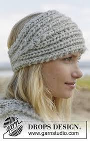 knitted headband pattern headband pattern knit crochet and knit
