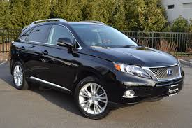 lexus hybrid suv for sale by owner 2012 lexus rx450h hybrid pre owned