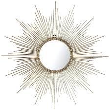 bathroom mirrors pier one petite gold burst round mirror pier 1 imports pier 1 imports mirrors