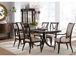 thomasville dining room sets thomasville studio 455 seven piece double pedestal table dining