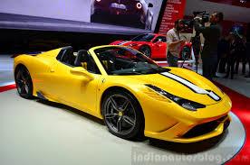 ferrari yellow 458 guangzhou live ferrari 458 speciale a