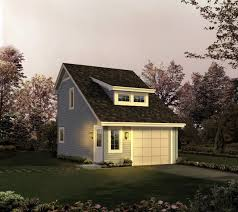 Cottage Plans With Garage Garage Plan 95833 At Familyhomeplans Com