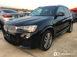 certified used bmw x3 for sale certified used 2017 bmw x3 for sale san antonio tx serving