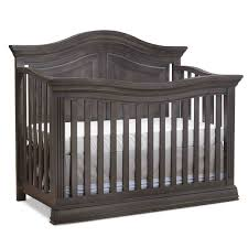 Davinci Jamie 4 In 1 Convertible Crib by Sorelle Providence Convertible Crib In Vintage Gray Free Shipping