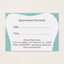 382 best appointment reminder business cards images on pinterest