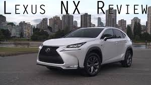 lexus lx turbo hybrid 2015 lexus nx the first original turbo by toyota in years youtube