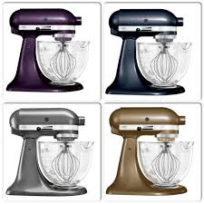 Kitchen Aid Mixer Colors by The Kitchenaid U0027which Colour U0027 Question Gets Harder With 8 New