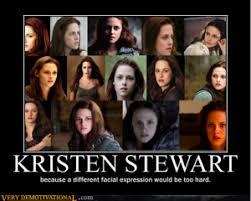 Kristen Stewart Meme - the acting talents of kristen stewart kill your darlings