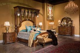 Michael Amini Bedroom by Michael Amini Hollywood Swank Bedroom Sets For Aico 5pc Chateau