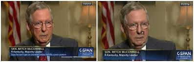 Mitch Mcconnell Meme - fact check did c span insult mitch mcconnell