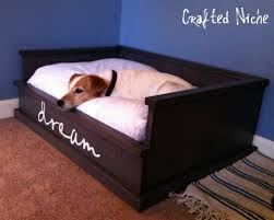 Bedroom Wonderful Best 25 Wooden by Wonderful Best 25 Homemade Dog Bed Ideas On Pinterest Pet Beds
