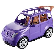 barbie glam suv vehicle target