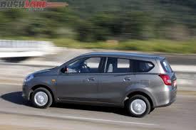 nissan micra crash test datsun go plus review petrol mpv for family