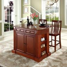 kitchen island table with chairs shop kitchen islands carts at lowes com
