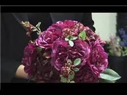 Silk Wedding Bouquet Floral Arrangements Make Bridal Bouquet Out Of Silk Flowers