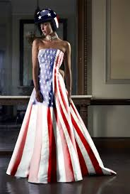 American Flag Pumpkin Carvings by The American Flag As Formal Wear Oh No They Didn U0027t