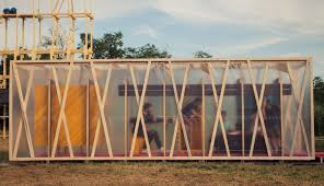 Prefab Structures 14 Amazing Timber Structures Explore The Future Of Wood As A