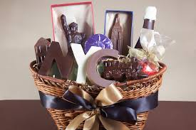 chocolate baskets home page li lac chocolates