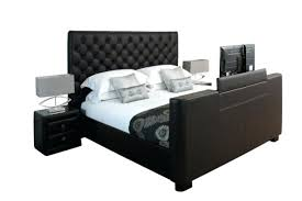 Bed Frame With Tv In Footboard Bedroom Set With Tv In Footboard Custom Bed Pops Up Out Of The All