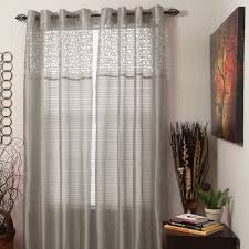 Cheap Window Curtains by Home Decor Decorating Red Silky 108 Inch Curtains With Dark Rod