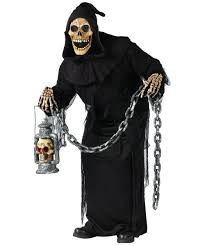 grave ghoul ghost halloween costume