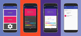 android color picker enricocid color picker library