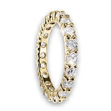 gold eternity ring gold millionaire tennis collection eternity ring timepieces