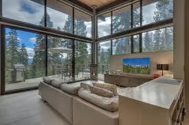 Floor To Ceiling Window Exclusive Martis Camp Rental Homes Available Now Lake Tahoe