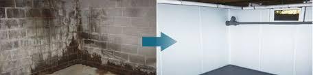 Wet Basement Waterproofing - wet basement waterproofing in newfoundland and labrador leaky