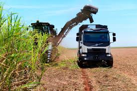 volvo lorry self steering volvo truck set to increase brazil u0027s sugar cane harvest