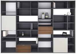 Shelf Design by Sistema De Pared Copenhagen Librerías Y Almacenamiento De