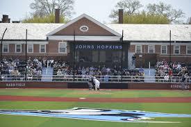 Jhu Campus Map 2016 Johns Hopkins Baseball Preview Johns Hopkins University