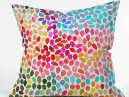 colorful ideas for throw pillows wonderful bright colored pillows