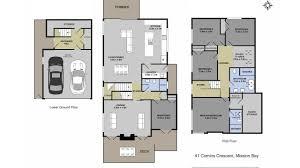 superb new allan shanahan design 41 comins crescent mission bay