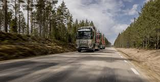 volvo trucks ab shaping the future at elmia wood