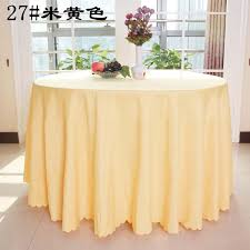 Linens For Weddings Aliexpress Com Buy Free Shipping 10pcs Beige Polyester Round