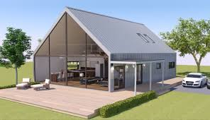 manufactured barn style homes house design plans